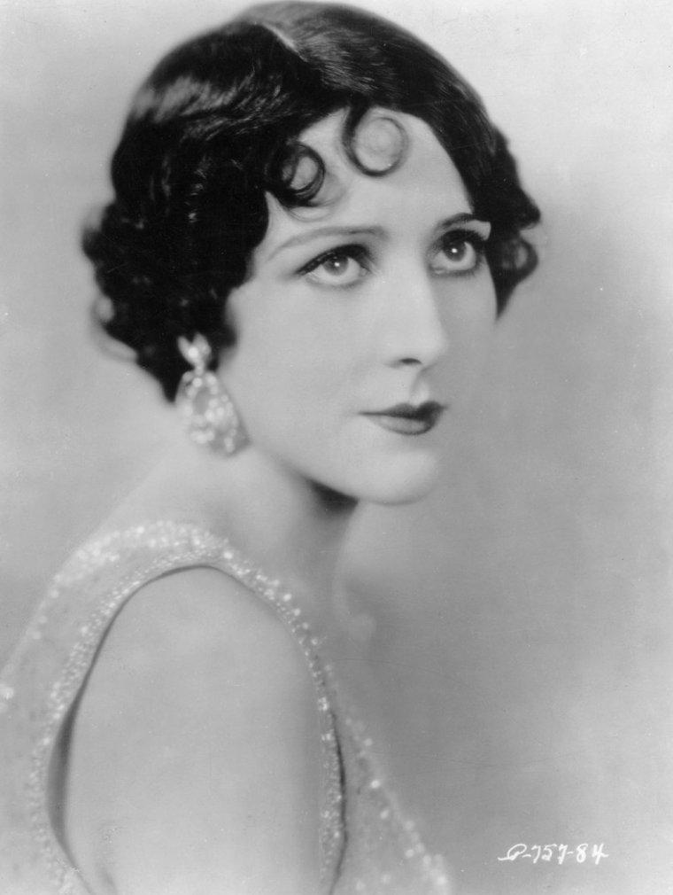 Arlette MARCHAL (29 Janvier 1902 / 11 Février 1984) (photo N.B. 1927)