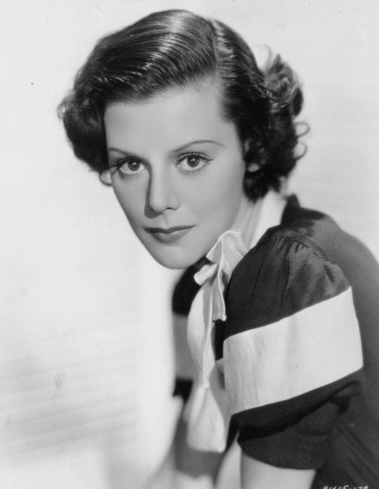 Helen MACK (12 Novembre 1913 / 13 Août 1986) (photo sépia 1937)
