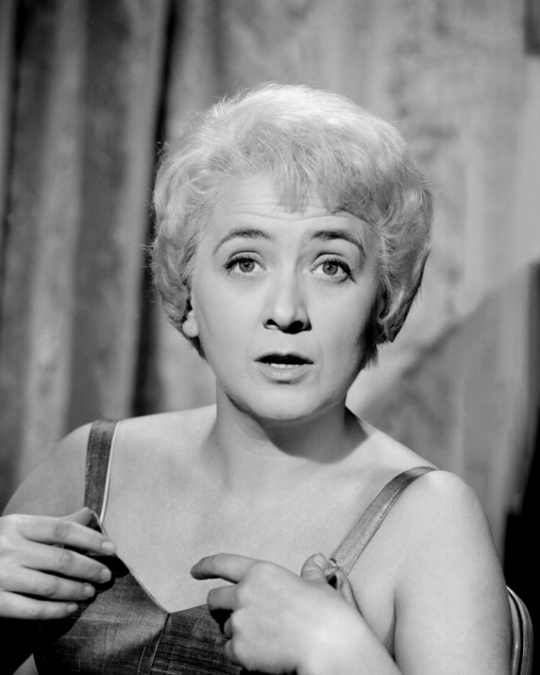 Jacqueline MAILLAN (11 Janvier 1923 / 12 Mai 1992) (photo N.B. 1959)