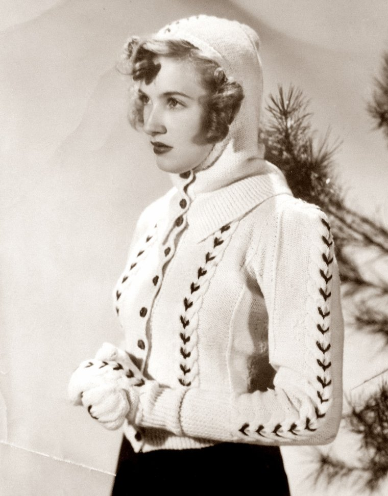 Susanna FOSTER (6 Décembre 1924 / 17 Janvier 2009) (photo N.B. 1945)