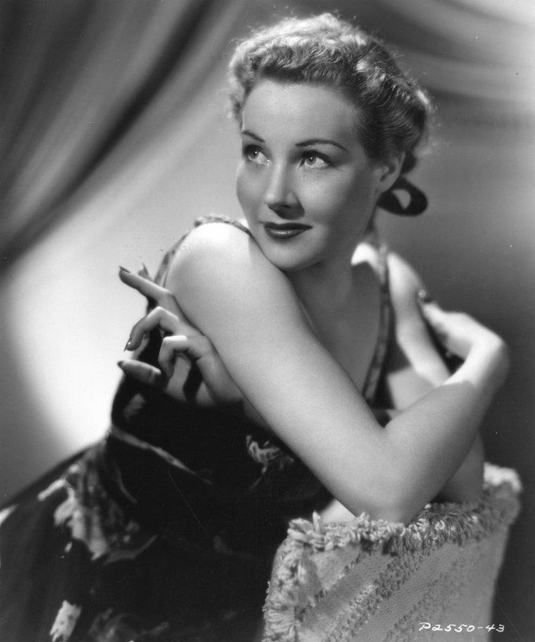 Janice LOGAN (29 Mai 1915 / 23 Octobre 1965)