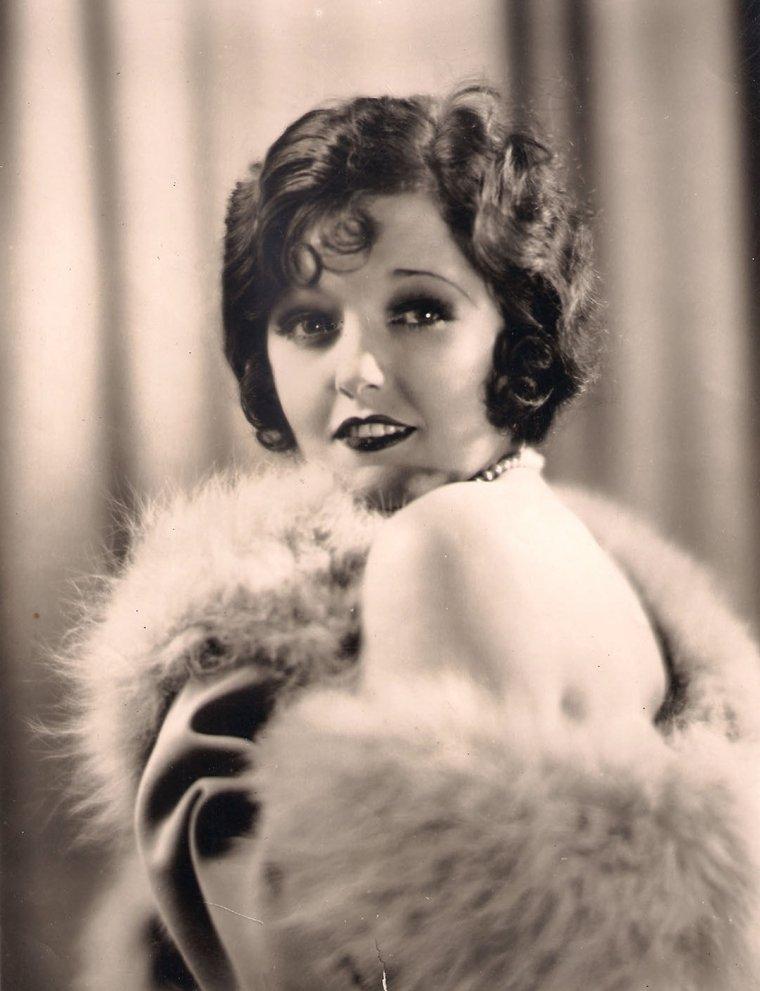 Marian NIXON parfois créditée Marion NIXON (20 Octobre 1904 / 13 Février 1983) (photo N.B. 1931)
