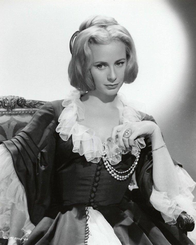 Geneviève PAGE (13 Décembre 1927)