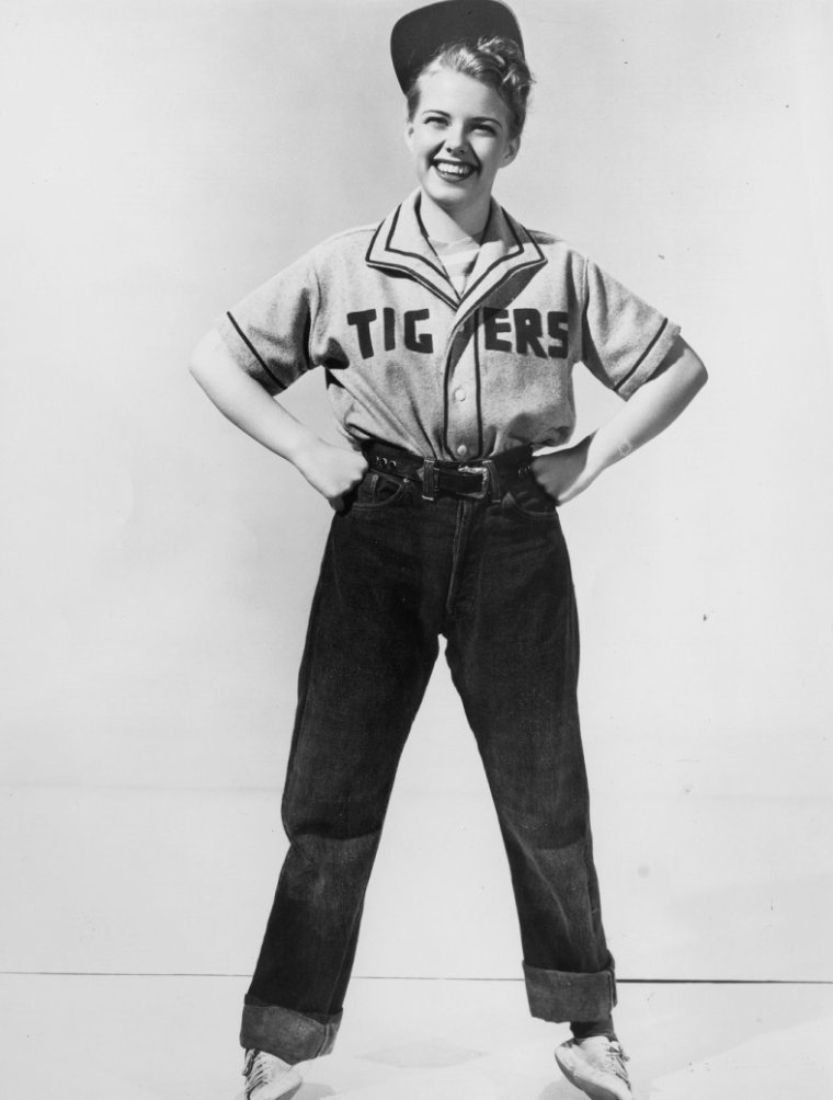 Loïs BUTLER (13 Mars 1931 / 19 Juin 1989) (photo N.B. 1948)