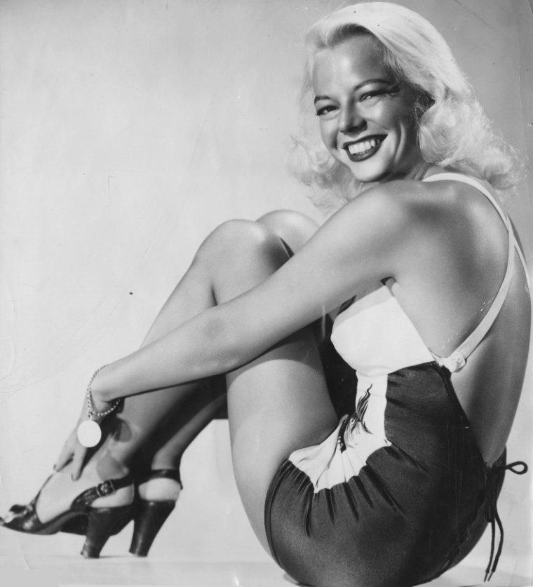 Janet THOMAS aussi connue sous le pseudo de Janet De CORDOVA (14 Septembre 1919 / 1er Septembre 2009)