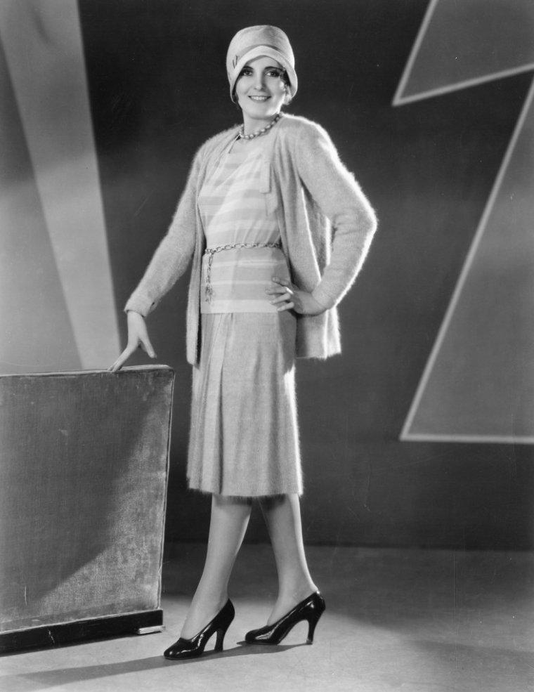 Mary DORAN (8 Septembre 1910 / 6 Septembre 1995) (photo N.B. 1930)