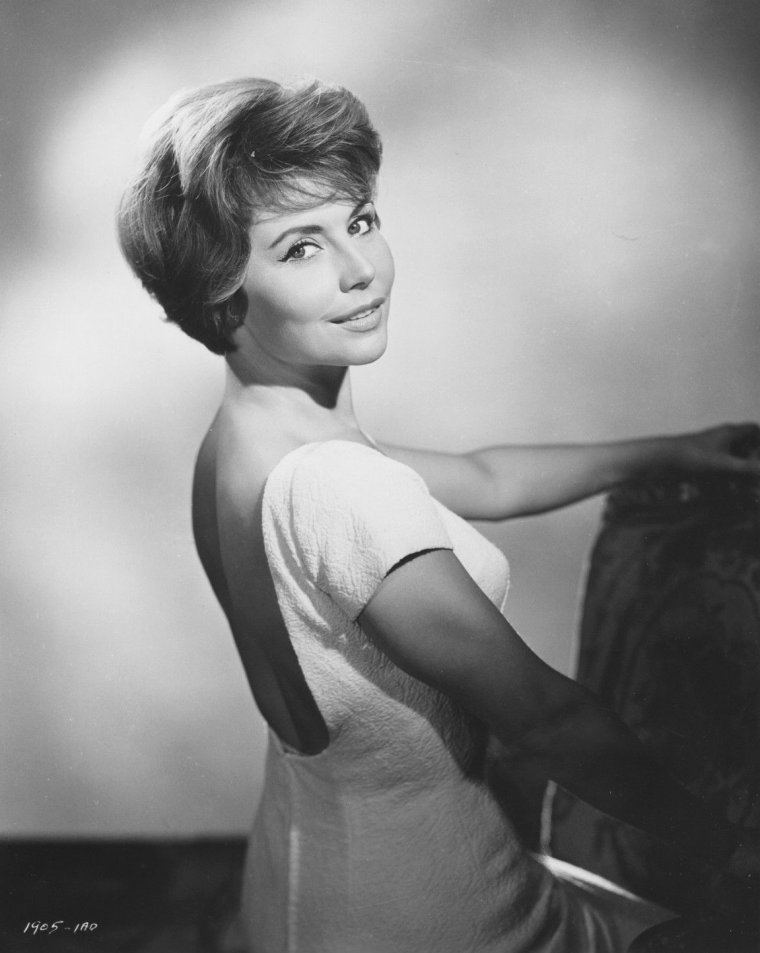 Sonja ZIEMANN (8 Février 1926) (photo N.B. 1961)