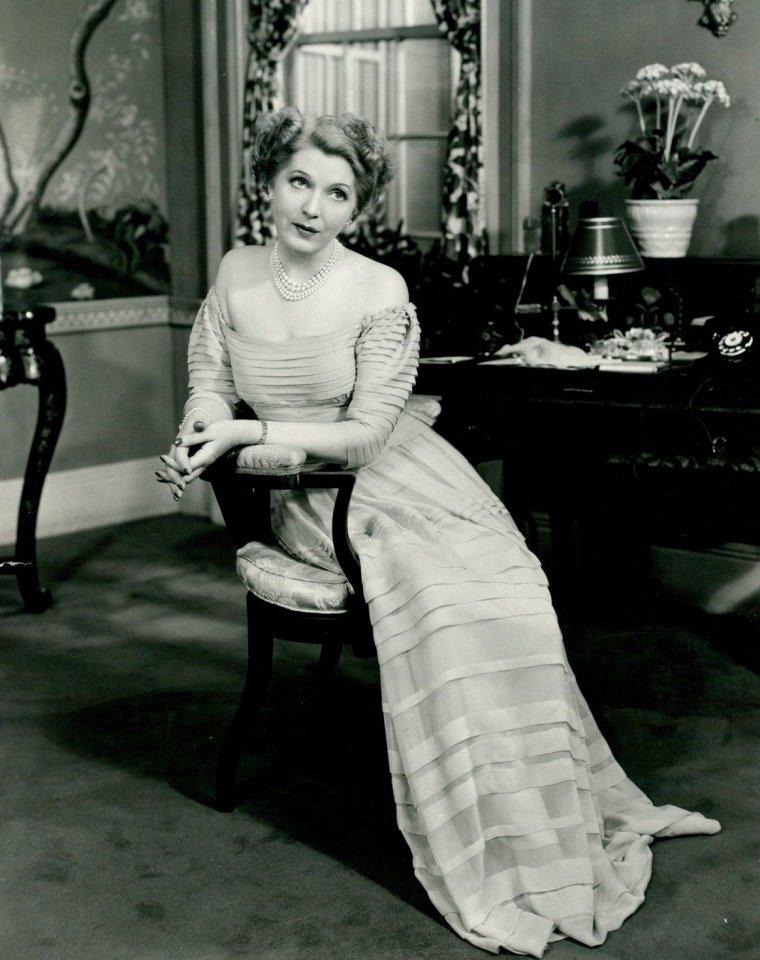 Ina CLAIRE (15 Octobre 1893 / 21 Février 1985)