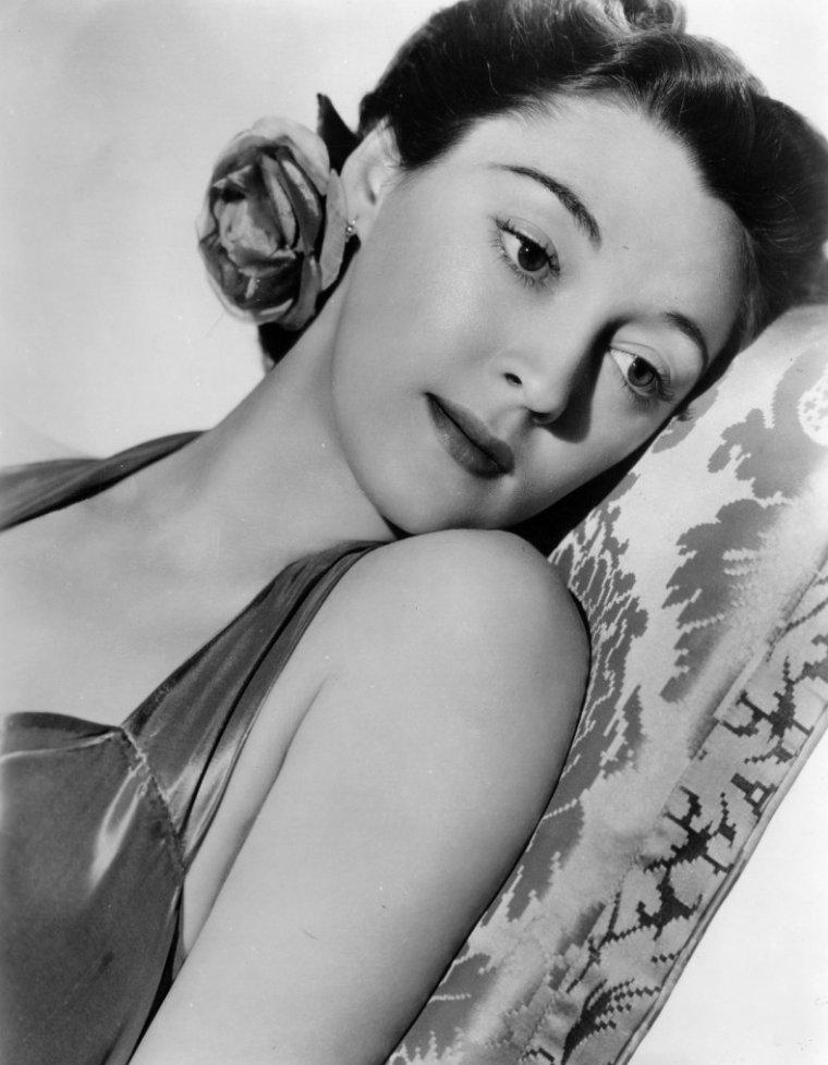 Kathleen BURKE (5 Septembre 1913 / 9 Avril 1980) (photo N.B. 1940)