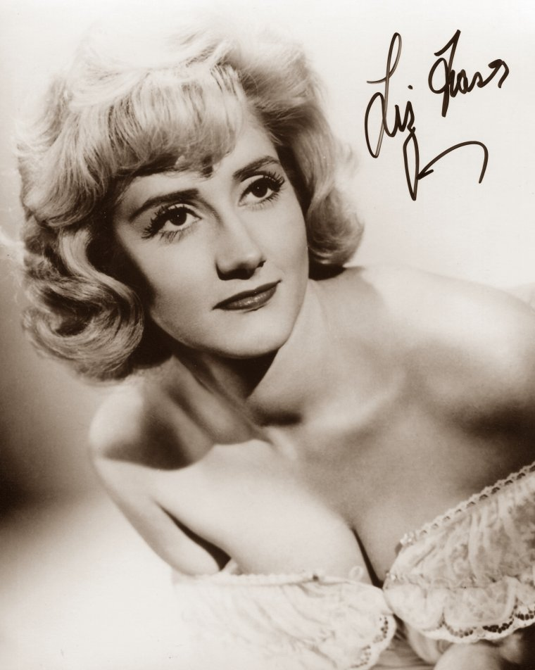 Liz FRASER (14 Août 1930) (photo N.B. 1959)