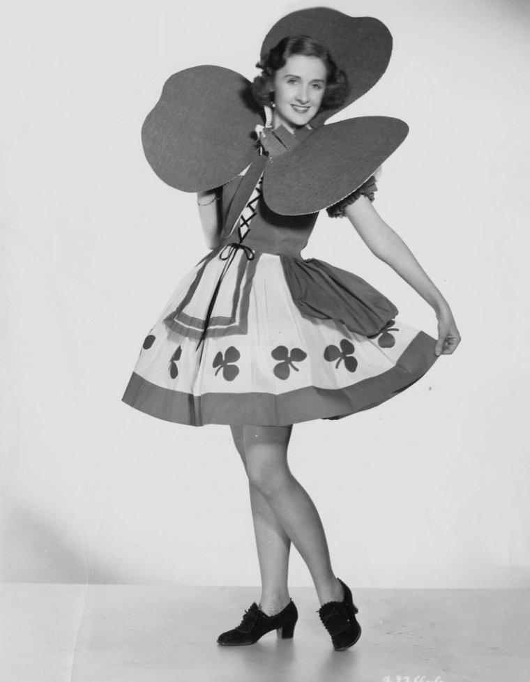 Arline BLACKBURN (6 Mai 1914 / 17 Décembre 1994)