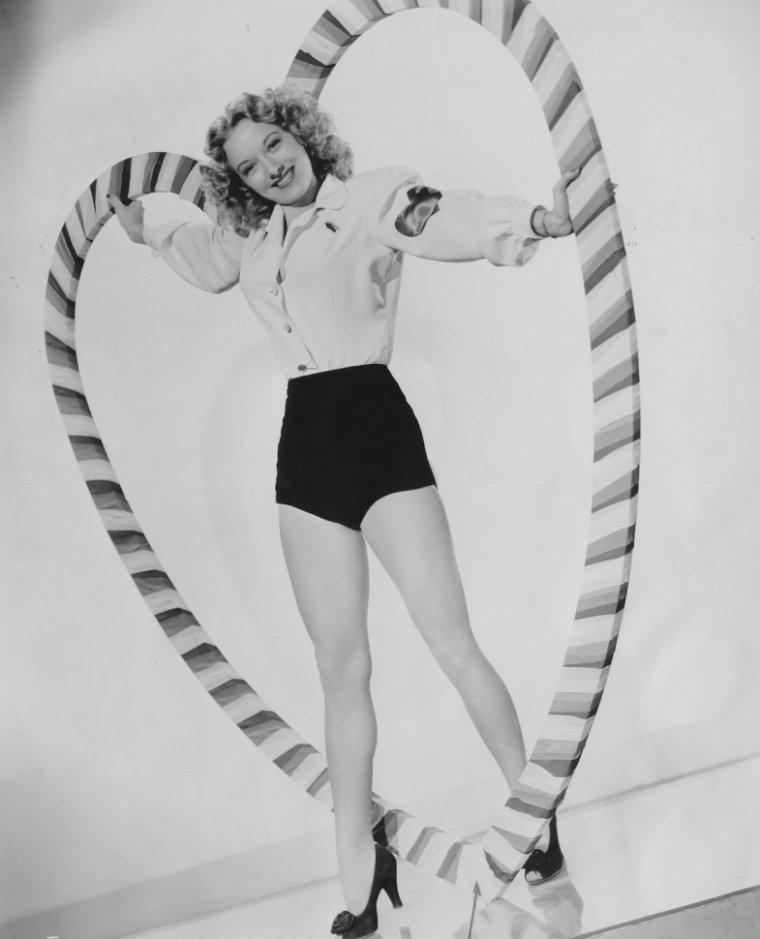 Marilyn JOHNSON (19 Septembre 1922 / 19 Juillet 1960)