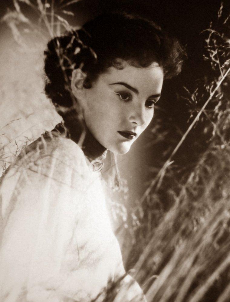 Petula CLARK (15 Novembre 1932) (photo sépia 1950)