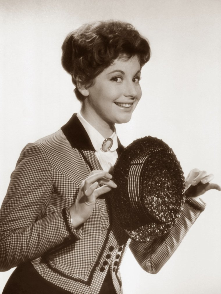 Johanna VON KOCZIAN (30 Octobre 1933) (photo sépia 1959)