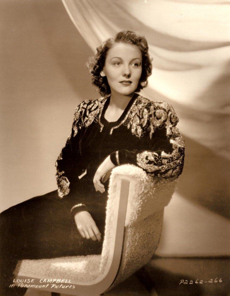 Louise CAMPBELL (30 Mai 1911 / 5 Novembre 1997)