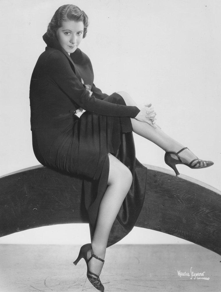 Elinor HARRIOT aussi connue sous le pseudo de Elinor NATHAN (30 Août 1910 / 10 Juin 2000)