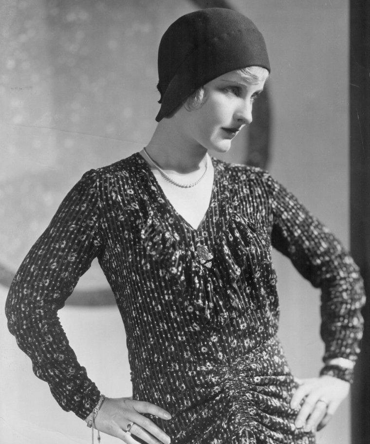 Catherine Dale OWEN (28 Juillet 1900 / 7 Septembre 1965) (photo N.B. 1930)