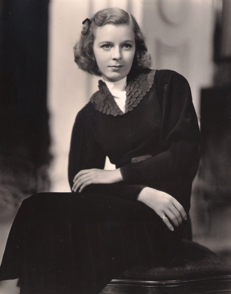 Margaret SULLAVAN (16 Mai 1909 / 1er Janvier 1960) (photo N.B. 1941)