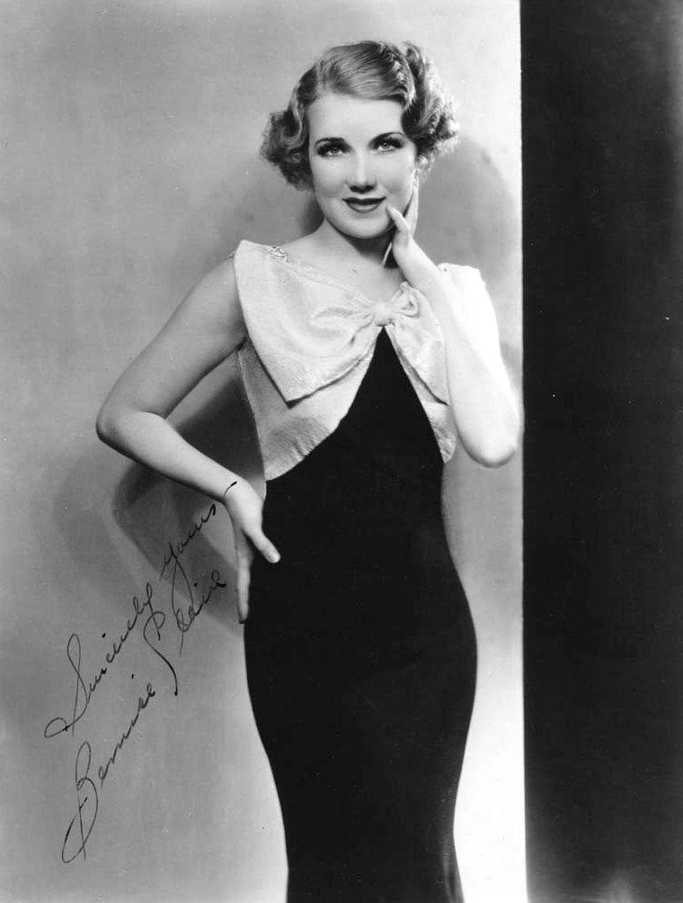 Bernice CLAIRE (22 Mars 1907 / 17 Janvier 2003)