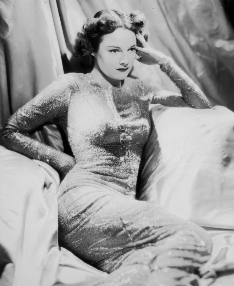 Luana WALTERS (22 Juillet 1912 / 19 Mai 1963)