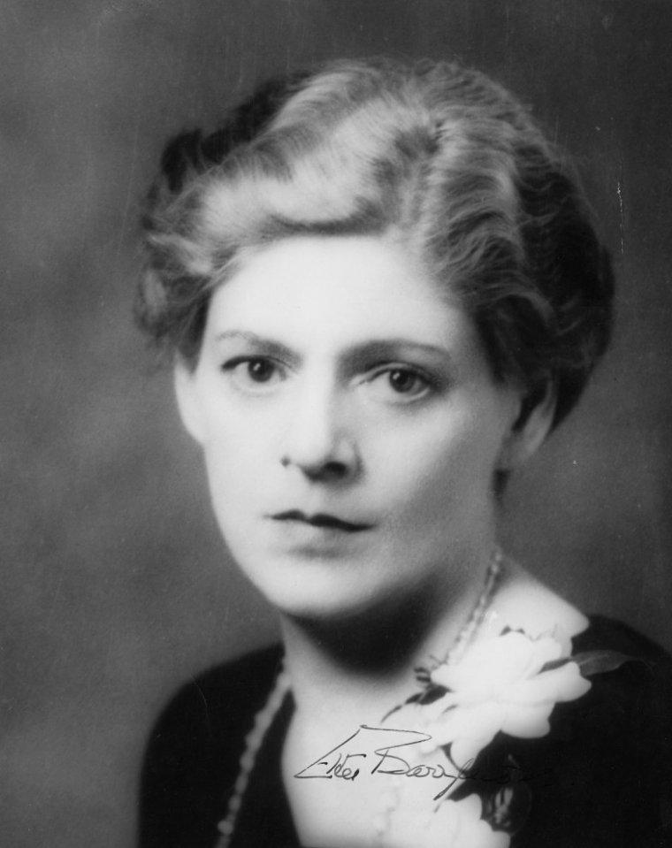 Ethel BARRYMORE (15 Août 1879 / 18 Juin 1959)