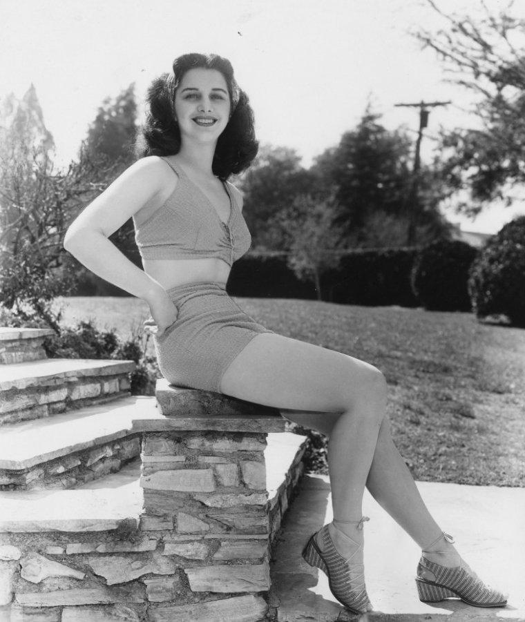 Marjorie RIORDAN (24 Janvier 1921 / 8 Mars 1984)