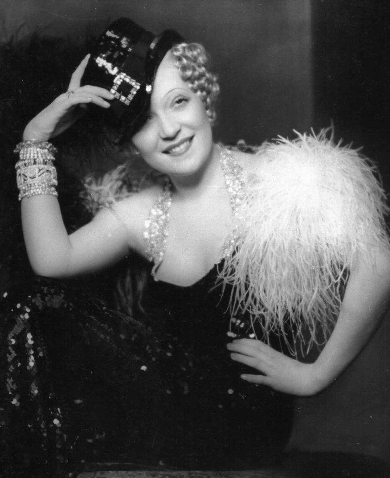Marta EGGERTH (17 Avril 1912 / 26 Décembre 2013)