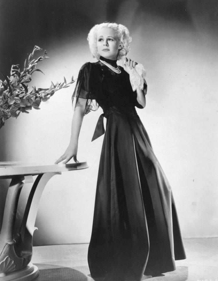 Lyda ROBERTI (20 Mai 1906 / 12 Mars 1938)