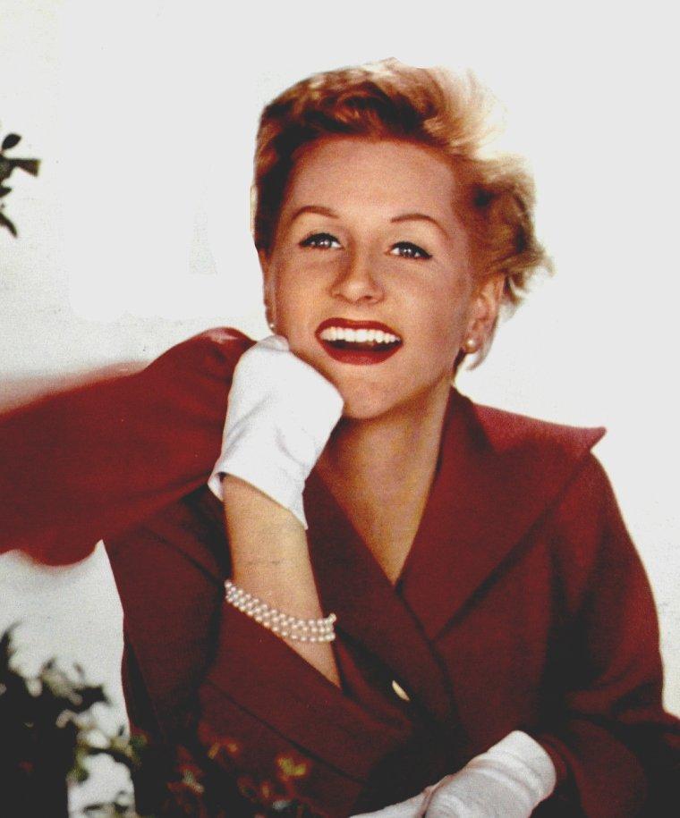 Margaret WHITING (22 Juillet 1924 / 10 Janvier 2011)