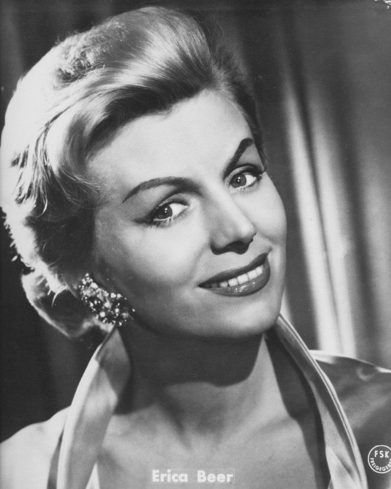 Erica BEER (19 Janvier 1925)