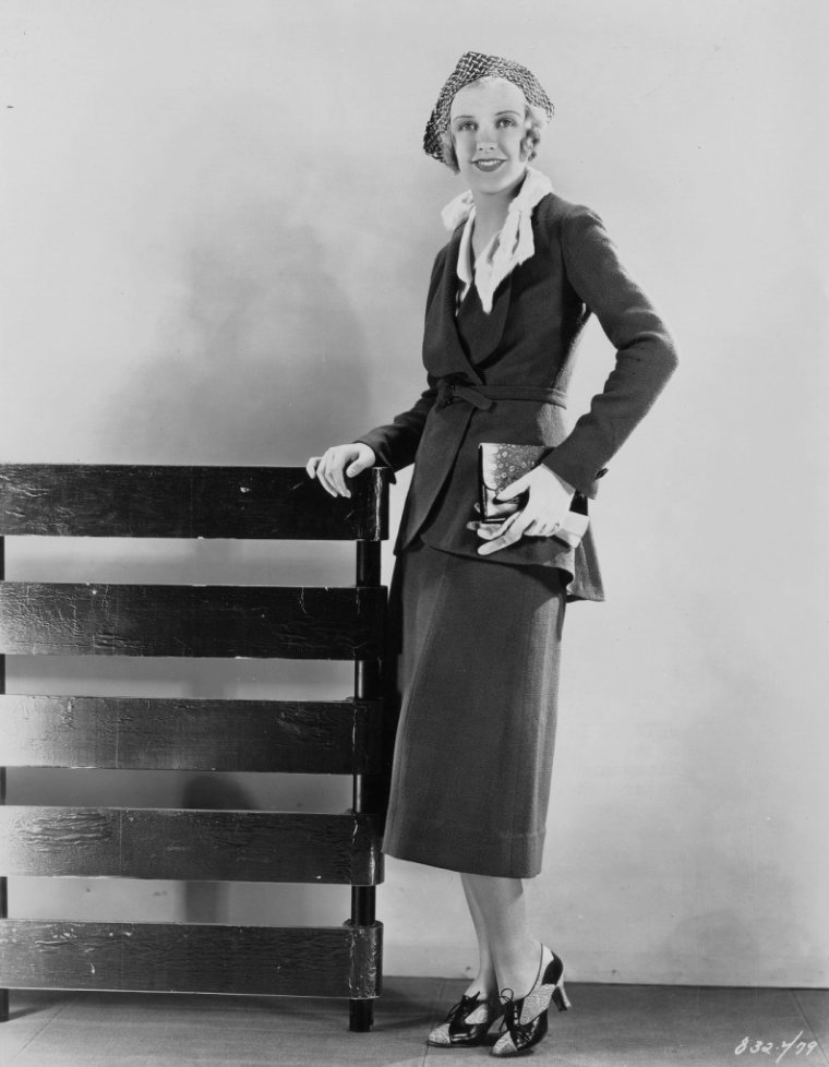 June MacCLOY (2 Juin 1909 / 5 Mai 2005)