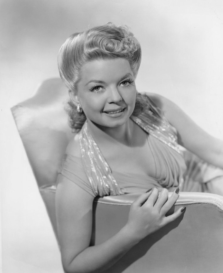 Frances LANGFORD (4 Avril 1913 / 11 Juillet 2005)