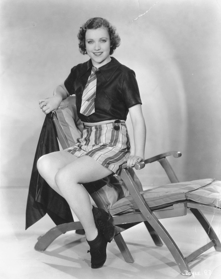 Maxine DOYLE (1er Janvier 1915 / 7 Mai 1973)