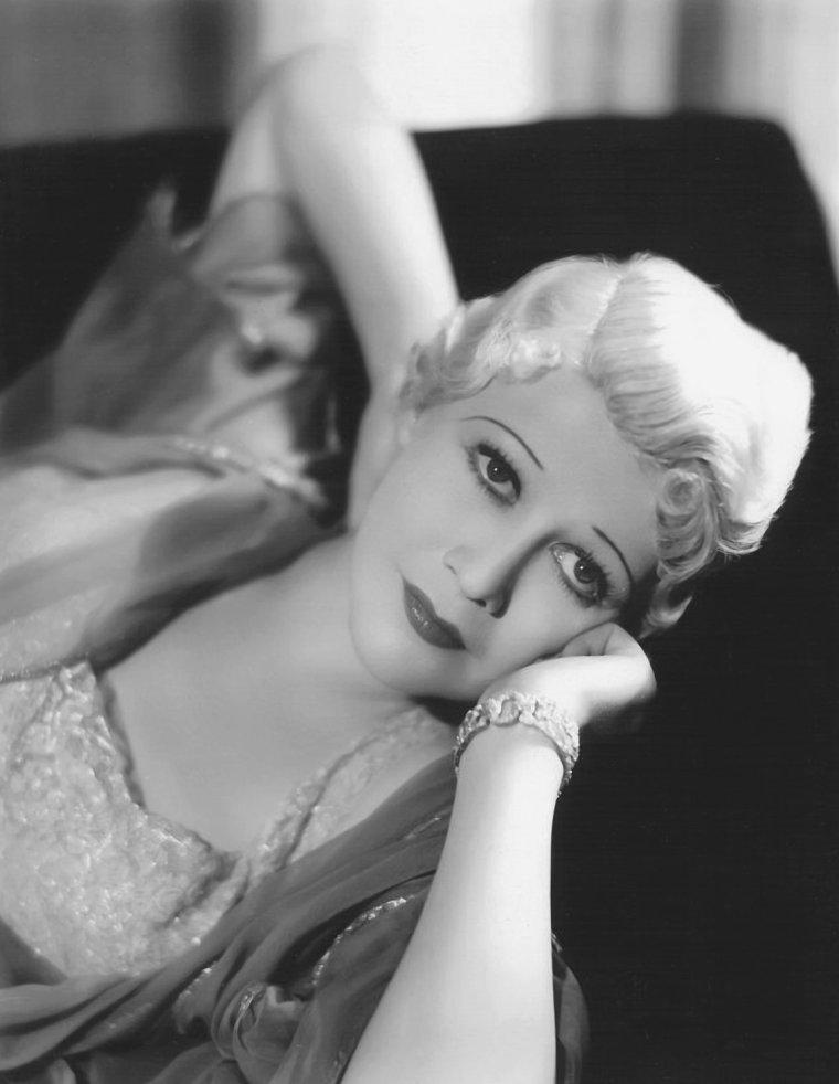 Gladys GEORGE (13 Septembre 1904 / 8 Décembre 1954)
