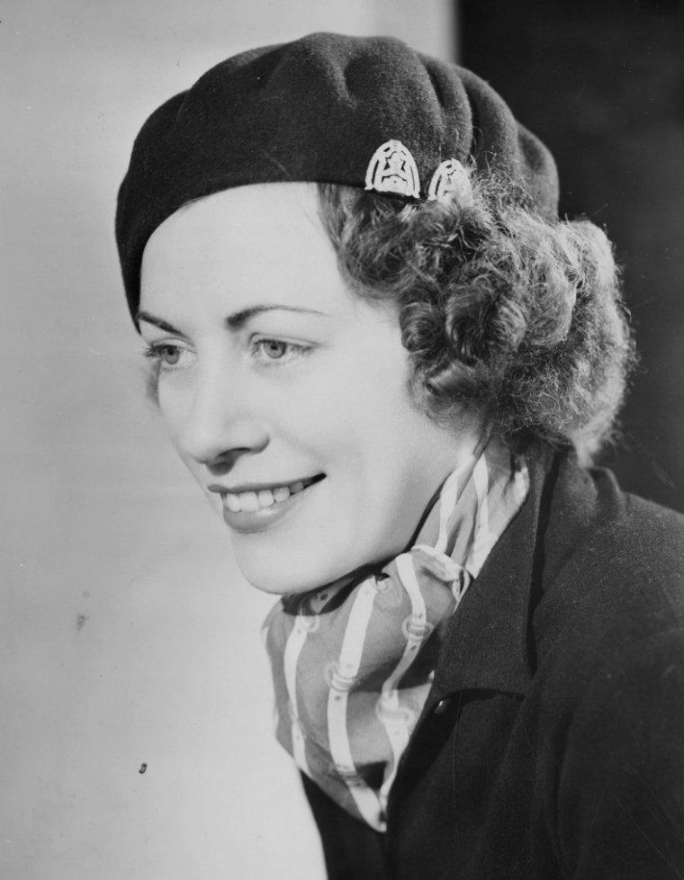 Lucille WALL (18 Janvier 1898 / 11 Juillet 1986)