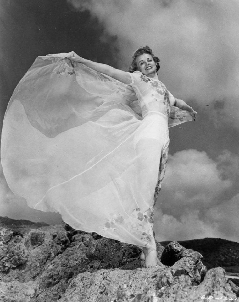 Dorothy ABBOTT (16 Décembre 1920 / 15 Décembre 1968)