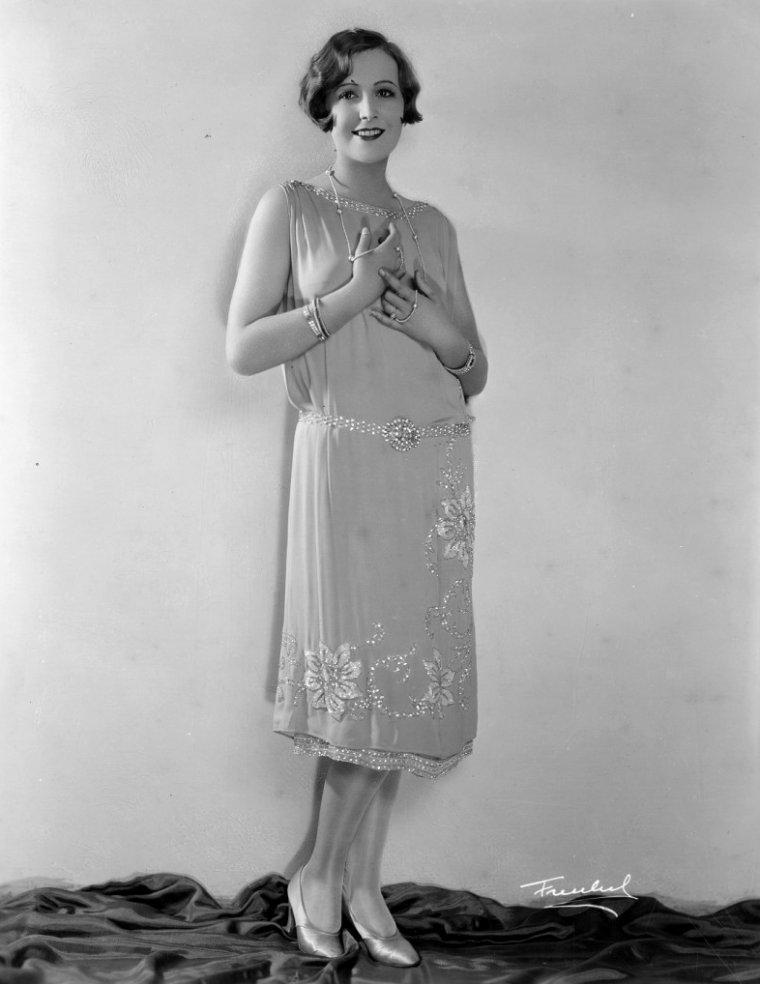 Lola TODD (14 Mai 1904 / 31 Juillet 1995)