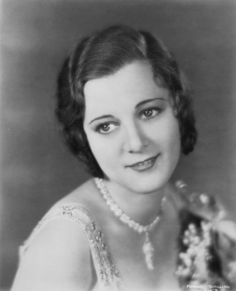 Margaret SCHILLING (25 Novembre 1904 / 4 Juillet 1976)