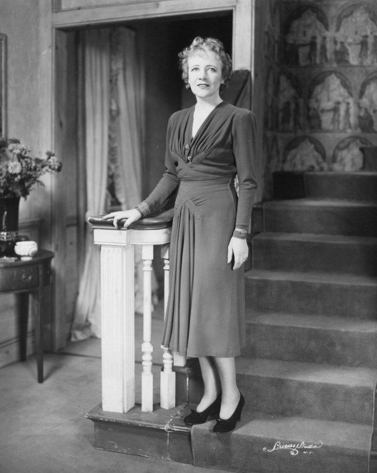 Frances STARR (6 Juin 1886 / 11 Juin 1973)