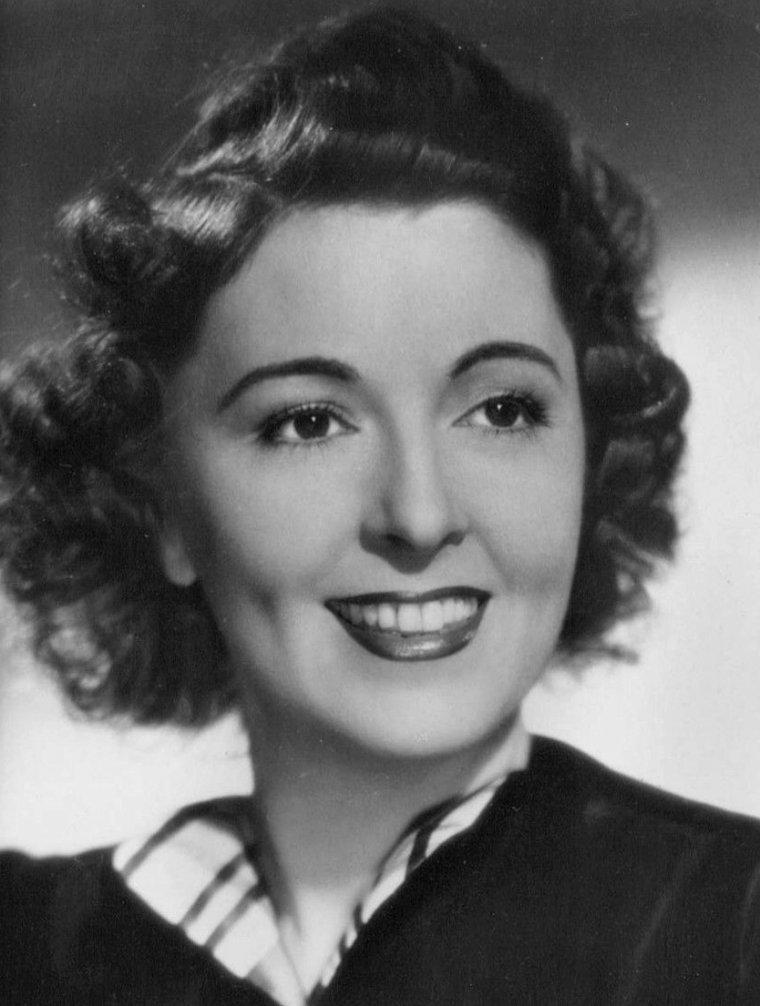 Jenny JUGO (14 Juin 1904 / 30 Septembre 2001)