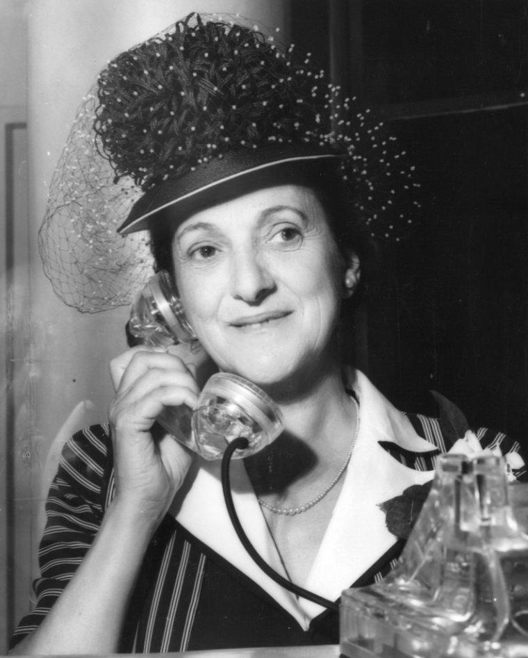 Beulah BONDI (3 Mai 1888 / 11 Janvier 1981)