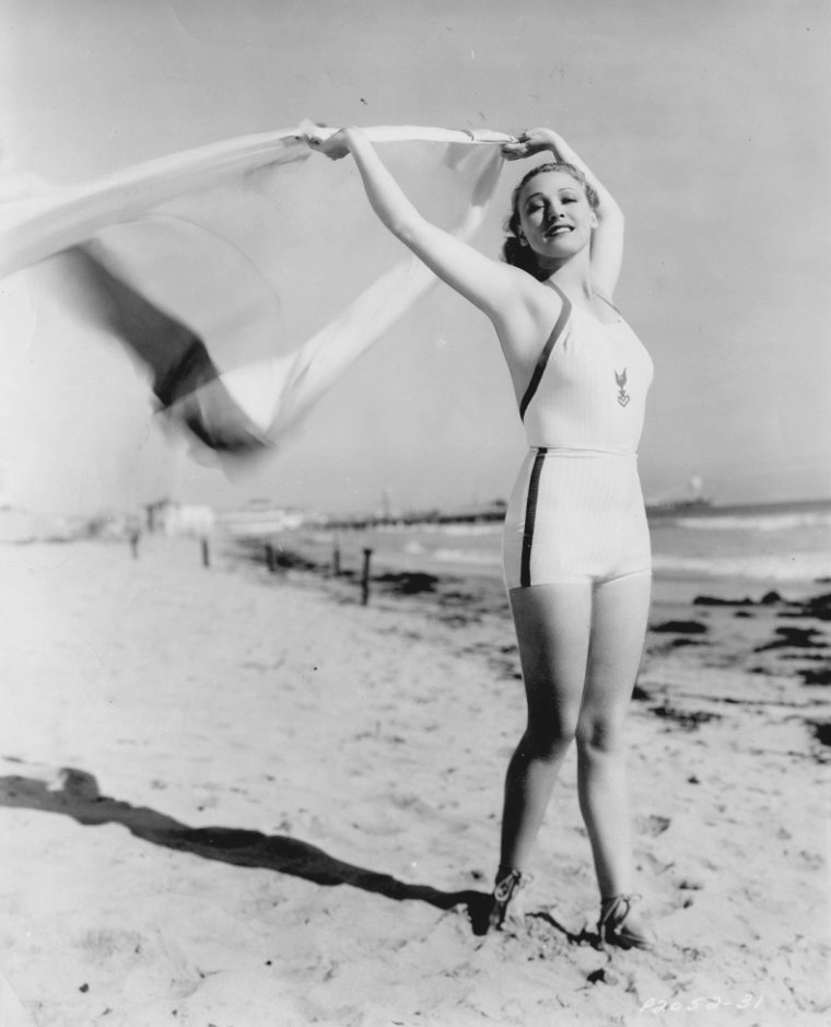 Ann EVERS (6 Septembre 1915 / 4 Juin 1987)