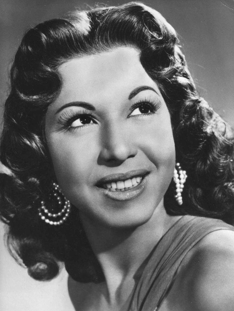 Samia GAMAL (5 Mars 1924 / 1er Décembre 1994)