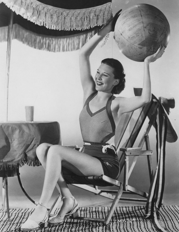 Maxine JENNINGS (8 Mars 1909 / 11 Janvier 1991)