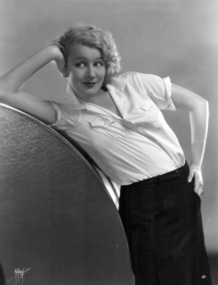 Greta NISSEN (30 Janvier 1906 / 15 Mai 1988)