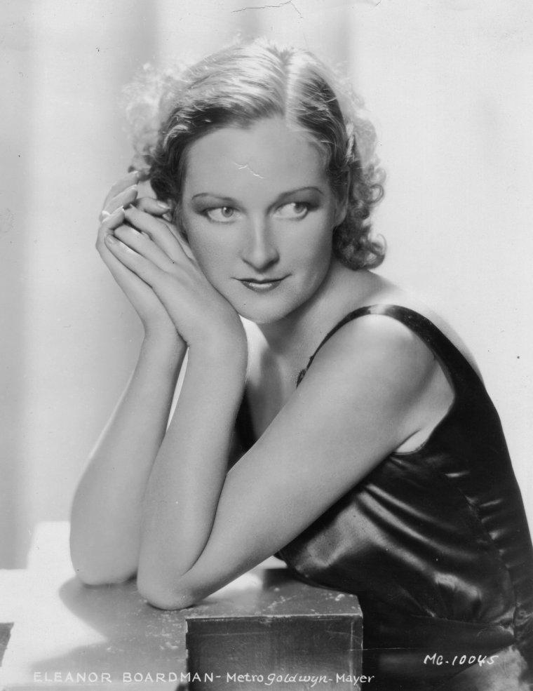 Eleanor BOARDMAN (19 Août 1898 / 12 Décembre 1991)