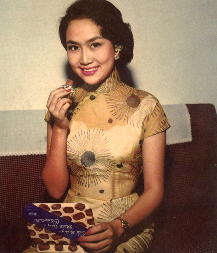 Grace CHANG (13 Juin 1933)