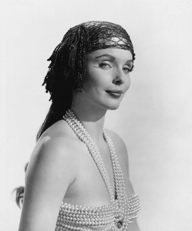 Rosemarie BOWE aussi connue sous le pseudo de Rosemarie STACK (17 Septembre 1932)
