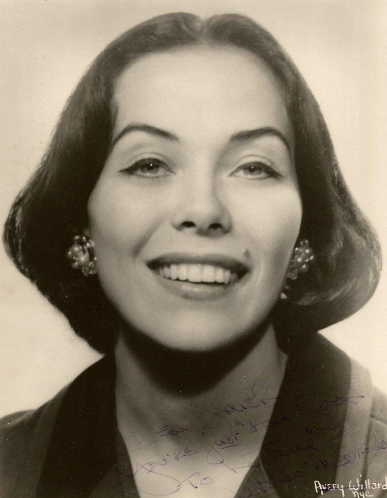 Tani GUTHRIE aussi connue sous le pseudo de Tani SEITZ (27 Septembre 1928)