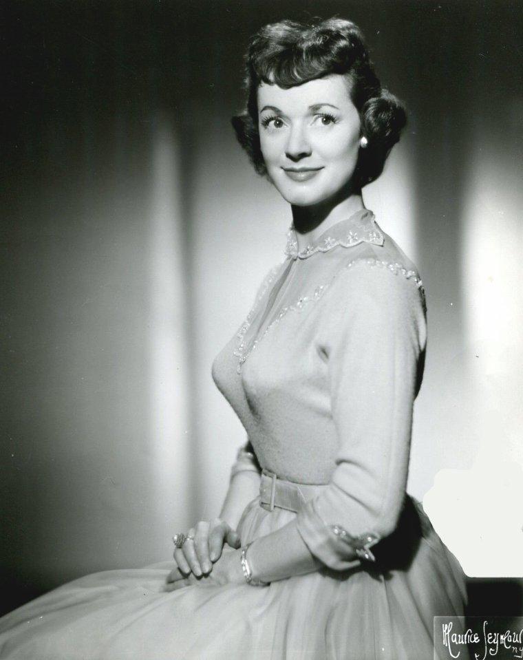 Gisèle MacKENZIE (10 Janvier 1927 / 5 Septembre 2003)